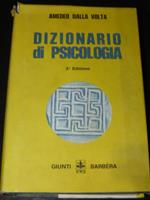 Dizionario di psicologia. Terza edizione riveduta e aggiornata