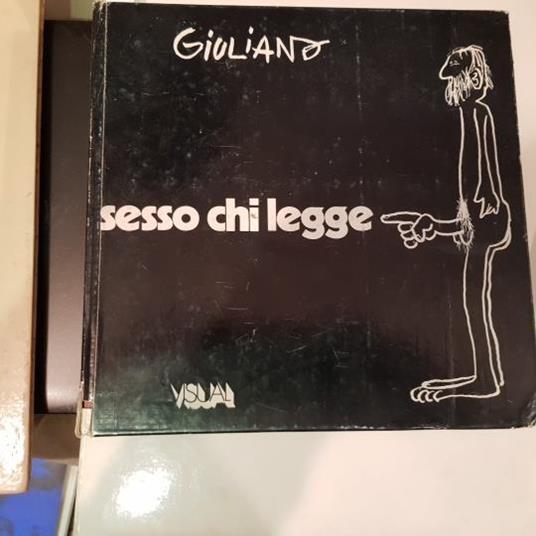 Sesso chi legge - Giuliano - copertina