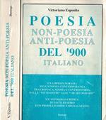 Poesia, non - poesia, anti - poesia del '900 italiano. Un ampio panorama della poesia contemporanea tra cronaca, storia e controstoria, dalle