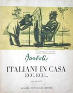 Italiani in casa ecc. ecc… (109 disegni)