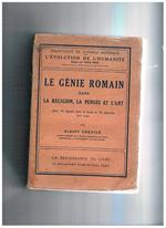 Le génie romain dans la religion, la pensée et l'art