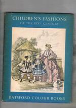 Children's Fashions in the Ninenteenth Century