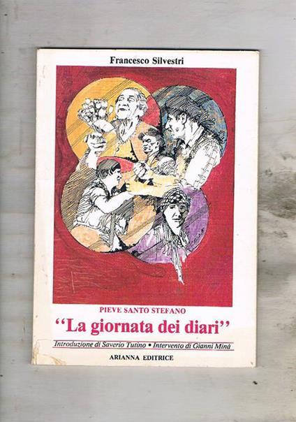 Pieve Santo Stefano. La giornata dei diari - Francesco Silvestri - copertina