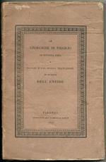 Le Georgiche di Virgilio in ottava rima. Traduzione dell'autore dell'Iliade italiano