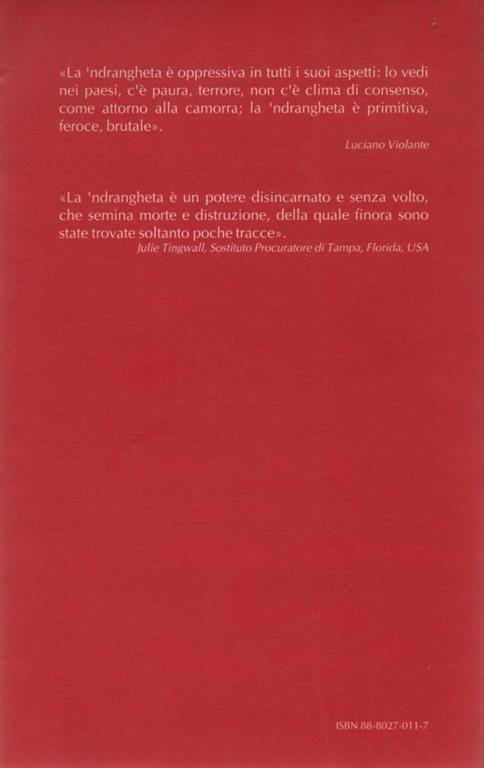 'Ndranghete. Le filiali della mafia calabrese - Diego Minuti,Antonio Nicaso - 2