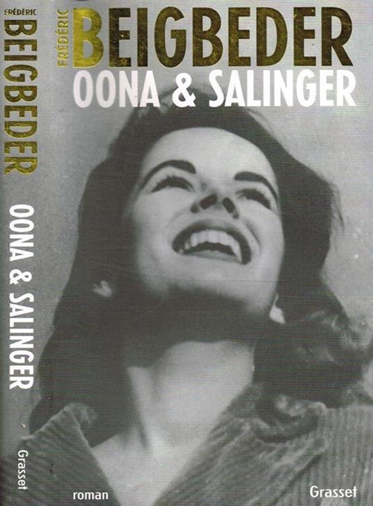 Oona & Salinger - Frederic Beigbeder - copertina