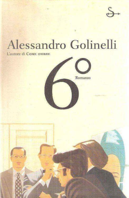 6 - Alessandro Golinelli - copertina