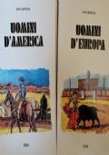 Uomini d&rsquoAmerica + uomini d&rsquoEuropa - Daria Bertolini - copertina