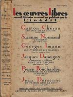 Les oeuvres libres anno 1930 n. 106
