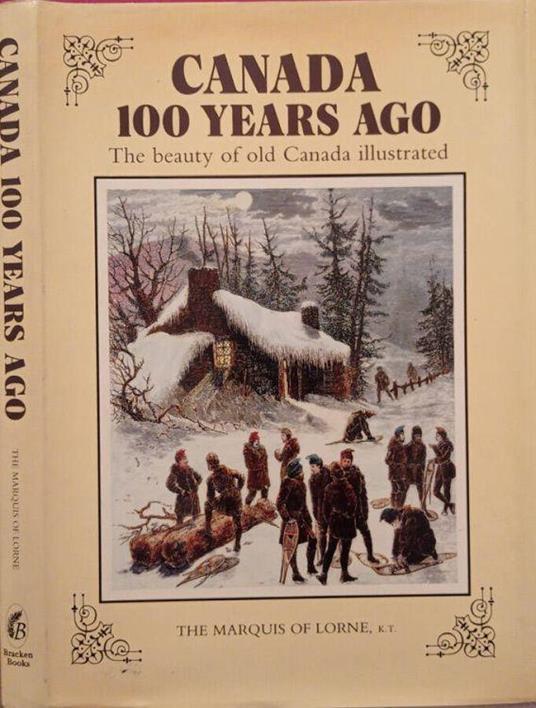 Canada 100 years ago - copertina