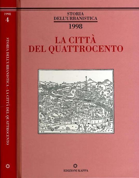 La Città del Quattrocento - copertina
