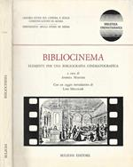 Bibliocinema. Elementi per una bibliografia cinematografica