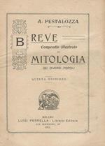 Breve Compendio Illustrato Di Mitologia Dei Diversi Popoli
