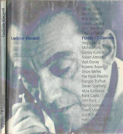 Luchino Visconti - Alessandro Bencivenni - copertina