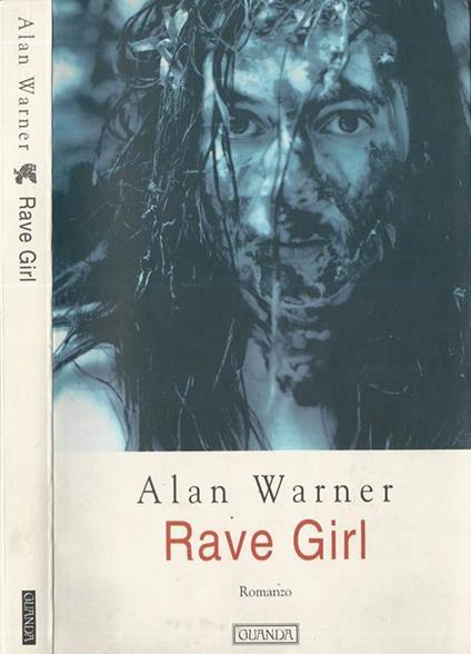 Rave Girl - Alan Warner - copertina