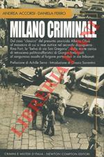 Milano Criminale. Dal caso