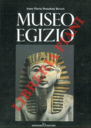 Museo egizio - Anna M Donadoni Roveri - copertina