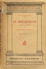 Le metamorfosi vol.I libri I-V