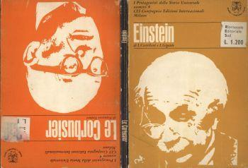 Einstein - Le Corbusier di: L. Castellani - copertina