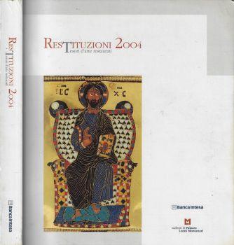 Restituzioni 2004. Tesori d'arte restaurati - copertina