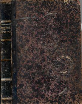 Manuale logaritmico-trigonometrico di: D. Enrico Teofilo Kohler - copertina