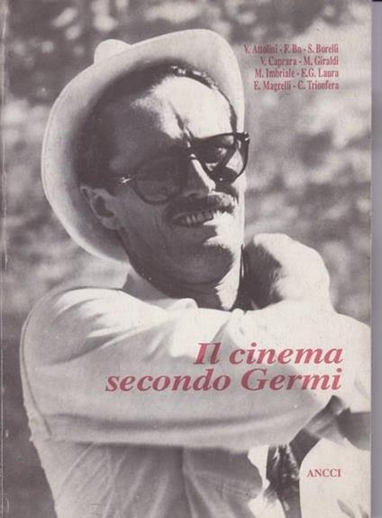 Il cinema secondo Germi - copertina