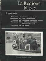 La Regione N. 13-15. Traversando L'Alluvione In Toscana