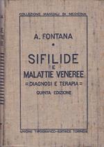 Sifilide e malattie veneree. Diagnosi e terapia
