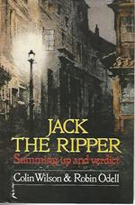 Jack the ripper. Summing up and verdict