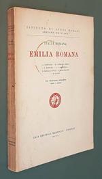 Istituto di Studi Romani (sezione emiliana) Italia Romana EMILIA ROMAGNA