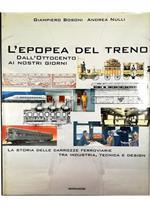 L' epopea del treno Dall'Ottocento ai giorni nostri La storia delle carrozze ferroviarie tra industria, tecnica e design