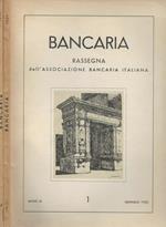 Bancaria-Rassegna dell'Associazione bancaria italiana, Anno XI, 1,6, 1955