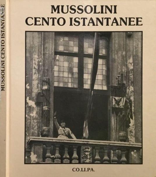 Mussolini - Armando Bruni - copertina