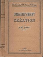 Consentement et création