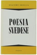 Poesia Svedese. 73 Poeti Svedesi