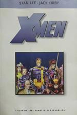 Classici Del Fumetto Di Repubblica N.12 X-Men -