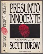 Presunto innocente Scott Turow Mondadori V ed 1987