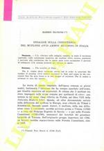 Indagine sulla consistenza del muflone (Ovis ammon musimon) in Italia