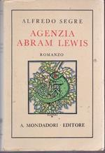 Agenzia Abram Lewis. Alfredo Segre