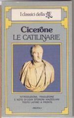 La Catilinarie - Cicerone