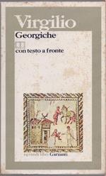 Georgiche - Virgilio