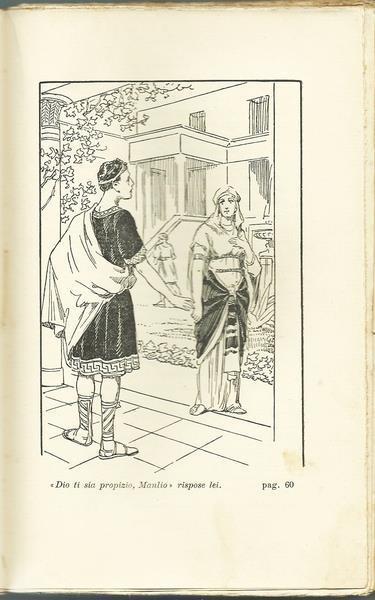 La Figlia Del Sacerdote Di Api. Ed. Marietti, 1933 - Ugo Mioni - 2
