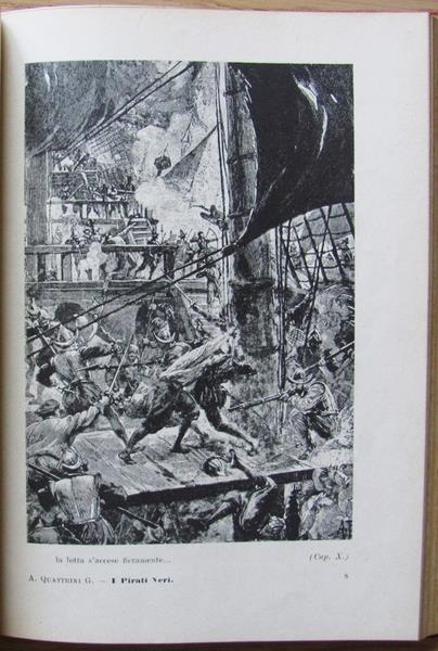 I Pirati Neri - Antonio G. Quattrini - 3