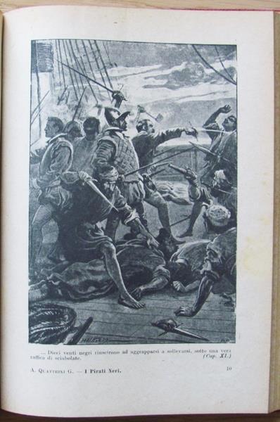 I Pirati Neri - Antonio G. Quattrini - 4