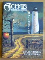 Achab Il Corriere Dell'Avventura N.10, Halloween 1993 - Alcol E Alice Di Carrol Lewis