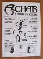 Achab Il Corriere Dell'Avventura - Anno I N.1, 1990