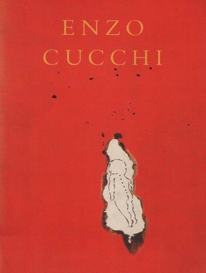 Enzo Cucchi - Anne Waldman - copertina