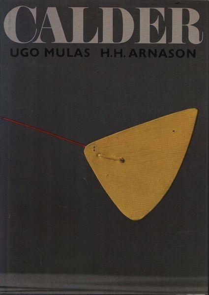 Calder - Antonio Mulas - copertina