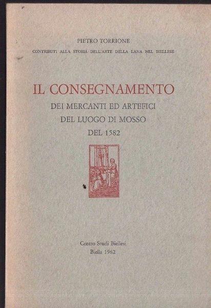 Il consegnamento - Stefano Torrione - copertina