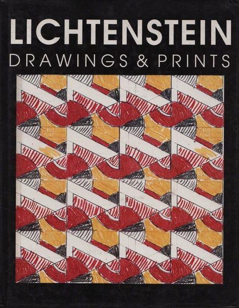 Roy Lichtenstein. Drawings & Prints - Anne Waldman - copertina